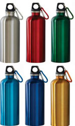 New Wave Stainless Steel Bottle